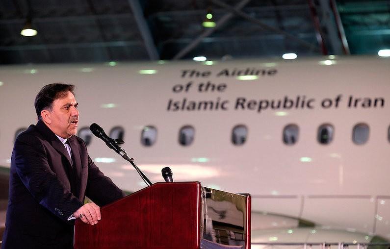آخوندی: این فرود شکست اسرائیل و داعشیان بود